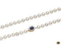 Huge selection of pearl jewellery available in each store